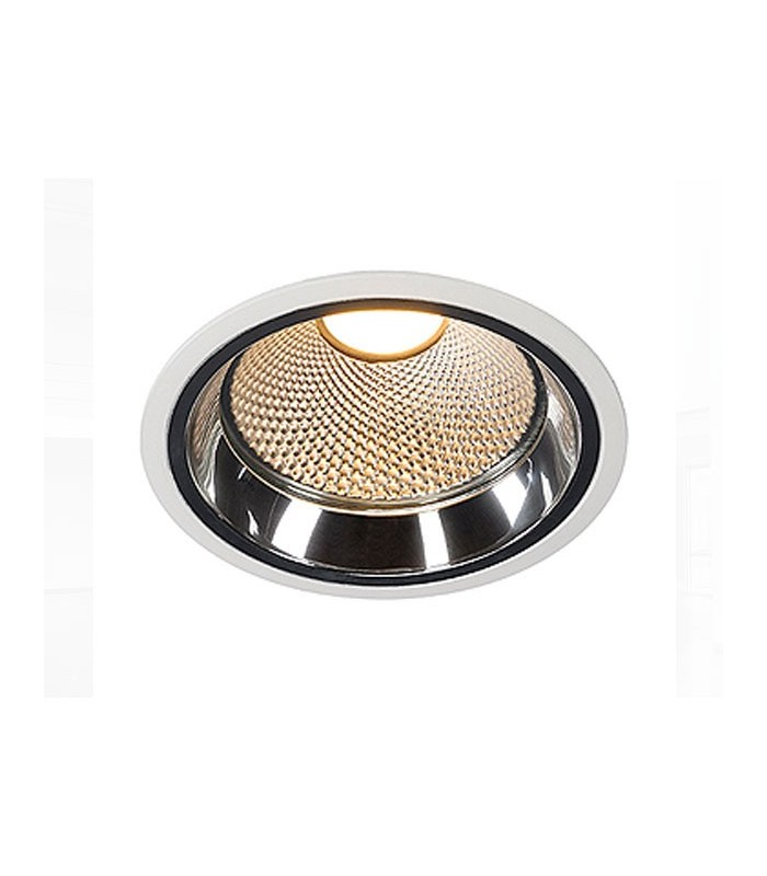 LED DOWNLIGHT PRO R GRIS 2700ºK