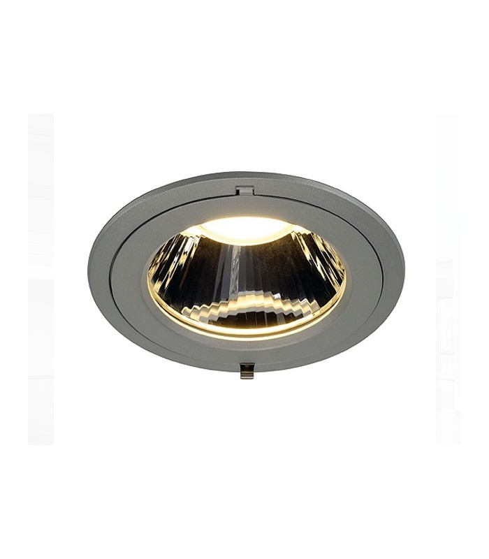 FORTY-TWO LED Downlight Gris-plata