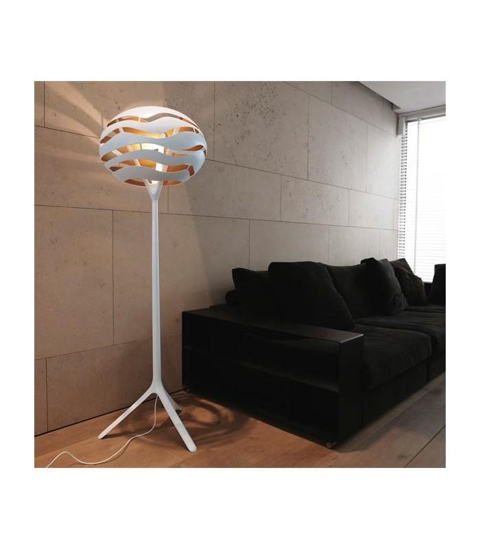 Tree f50 l mpara de pie lamparas de pie for Lamparas de pie de diseno