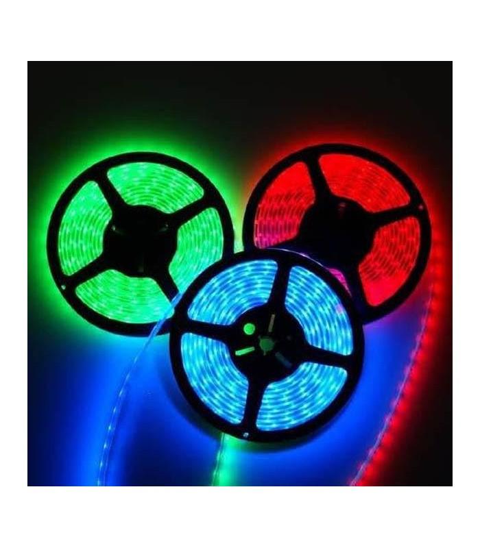 RGB LED Streifen von innen nach außen