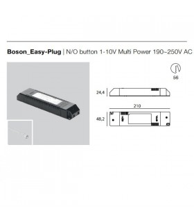 Bosom Easy Driver 1-10v 99116