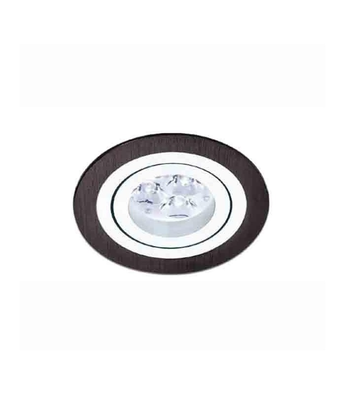3053 Black Aluminum Recessed Lighting BPM
