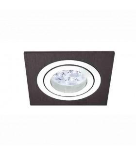 Empotrable Aluminio negro 3054