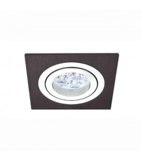 Aluminum Recessed black 3054