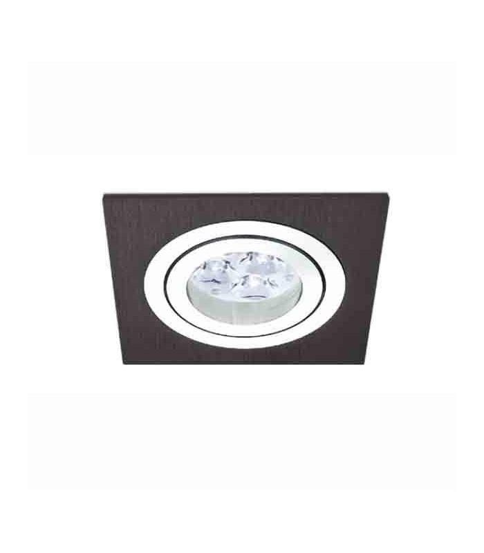Black Aluminum Recessed Lighting 3054 BPM