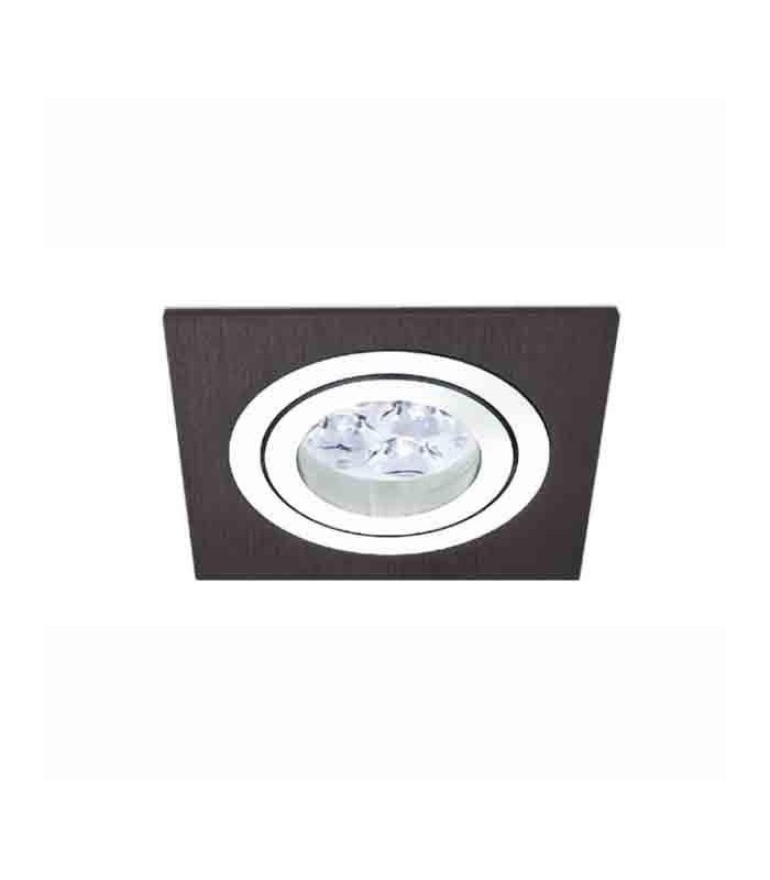 Empotrable Aluminio negro 3054 BPM Lighting