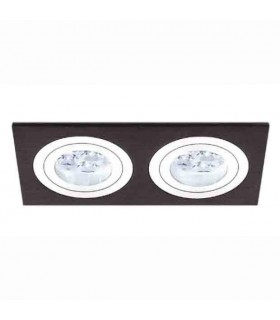 Aluminum Recessed black 3055