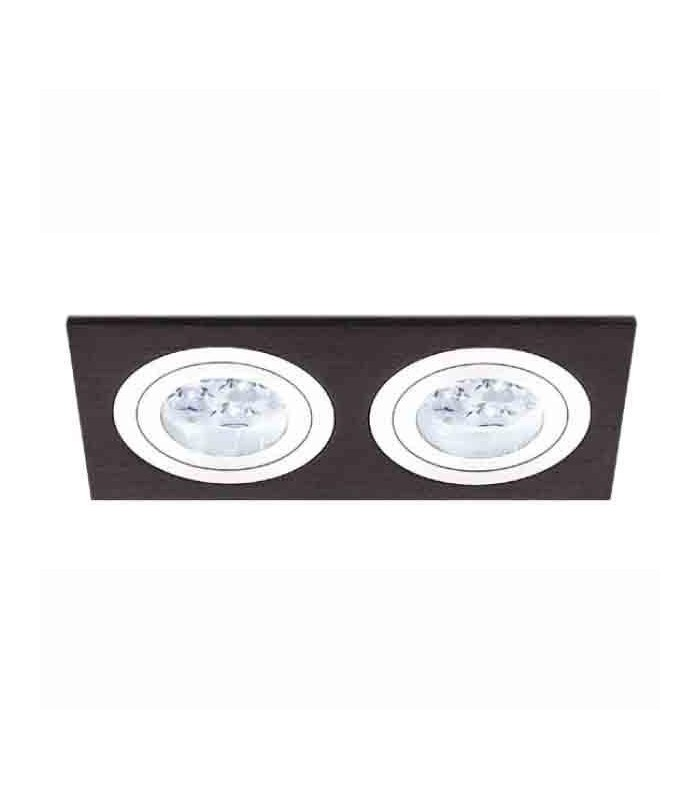 Black Aluminum Recessed Lighting 3055 BPM