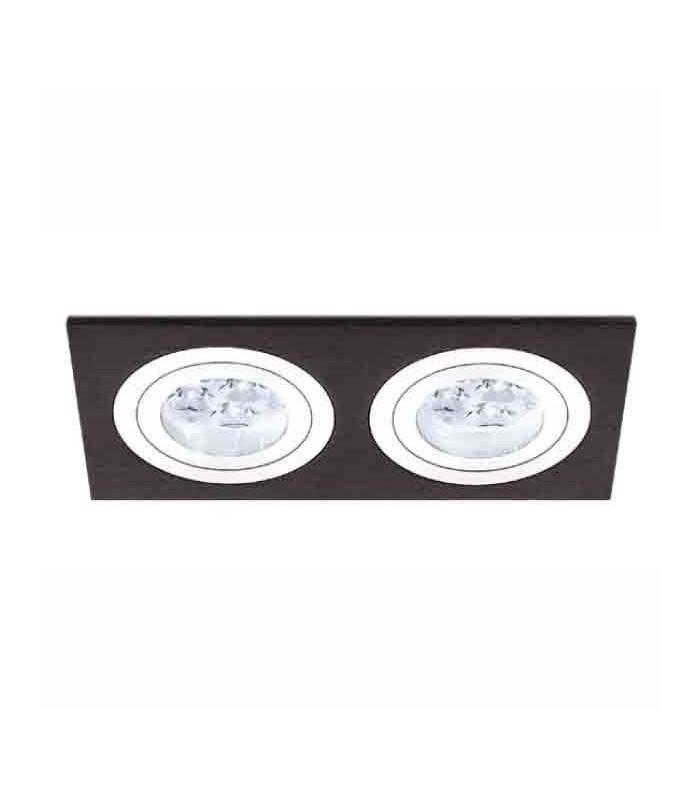 Empotrable Aluminio negro 3055 BPM Lighting
