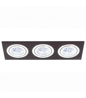 Aluminum Recessed black 3056