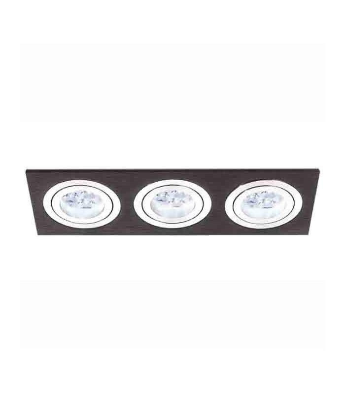 Empotrable Aluminio negro 3056 BPM Lighting