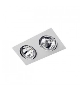 Downlight 611.2 LED 8w