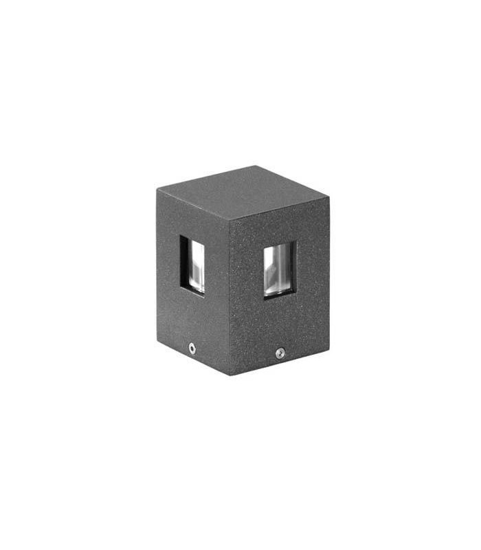 Aplique exterior LEO 80 omnidireccional Ares iluminacion