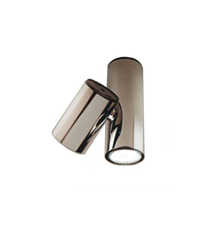 Kronn double cylindrical lighting Milan