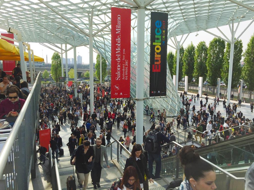 Feria Euroluce Milan